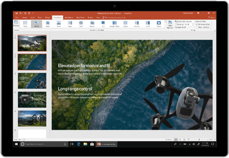 IMG 2 1 - Microsoft Just Released Office 2019 For Windows And Mac