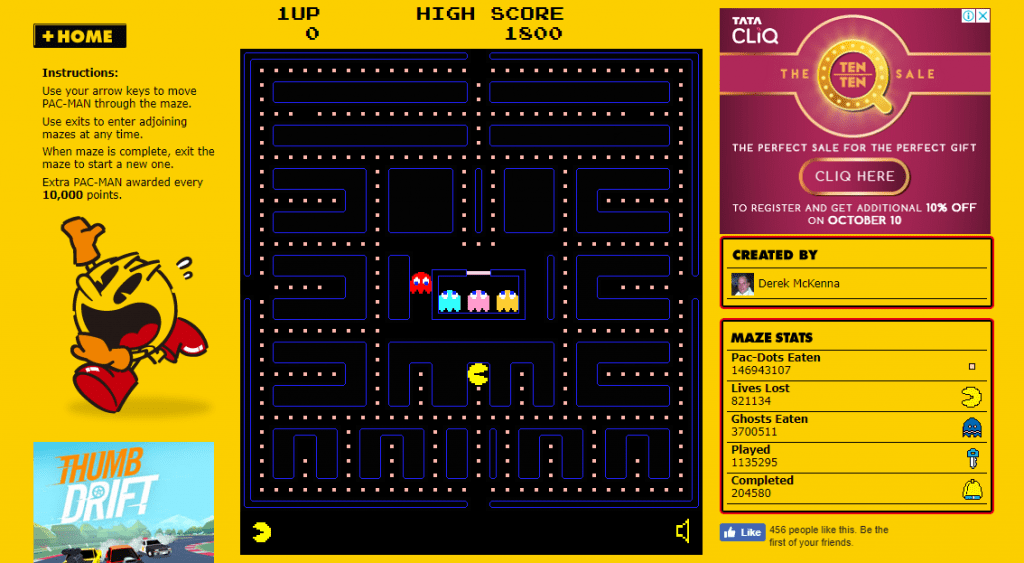 World's Biggest Pac-Man