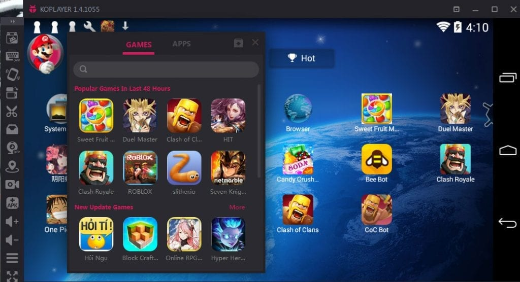IMG 8 1024x556 - 20 Best Android Emulators 2019 | To Experience Android On Your PC