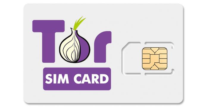 Meet The All-New Tor SIM Card