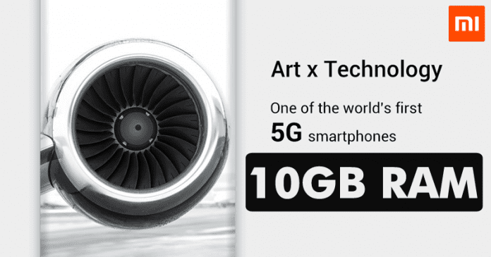 Meet The World's First Smartphone With 10GB RAM & 5G Connectivity