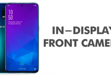 Meet The World's First Smartphone With In-Display Front Camera
