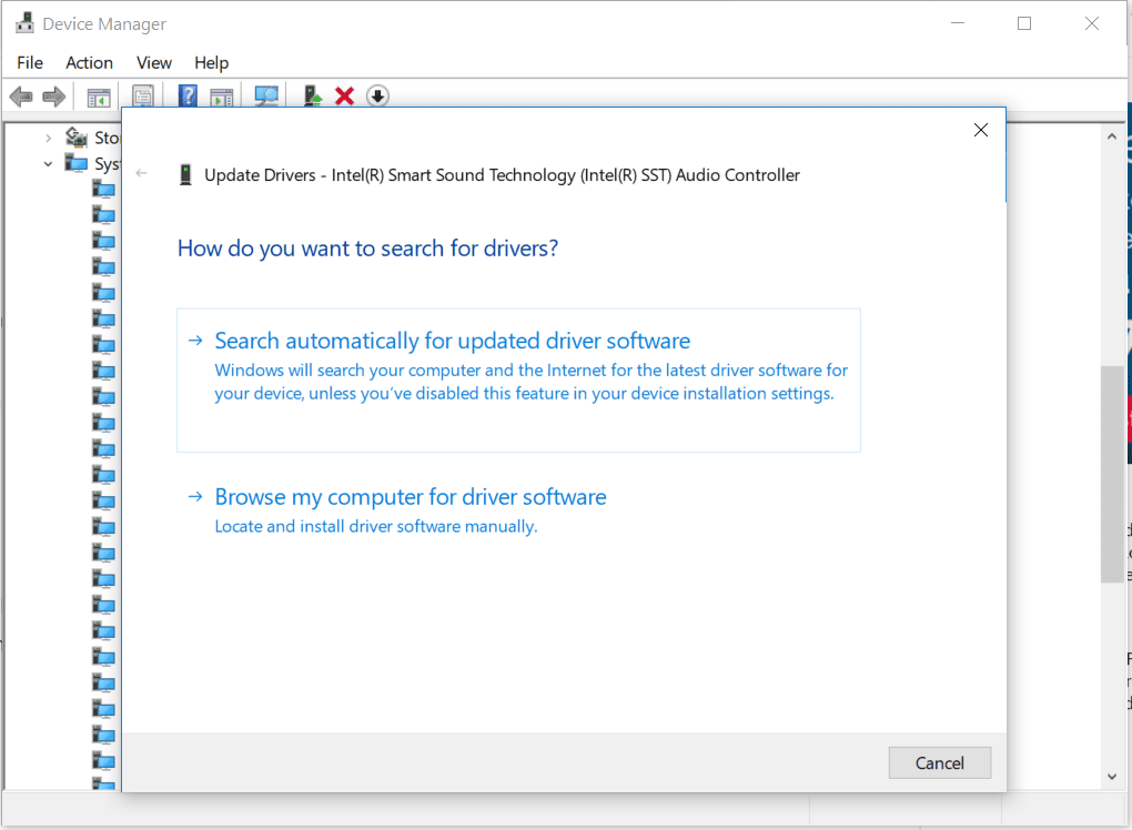 no audio output device is installed windows 10