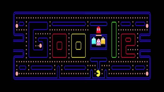 Pac Man Doodle