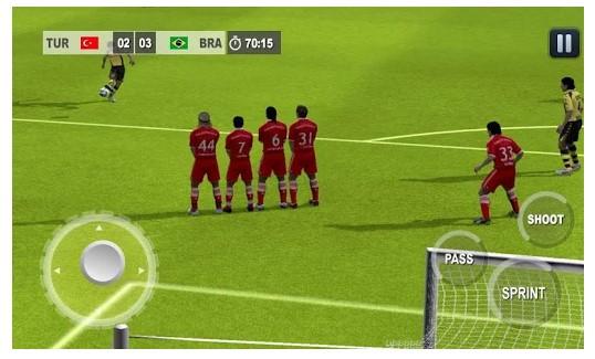 Real World Soccer League