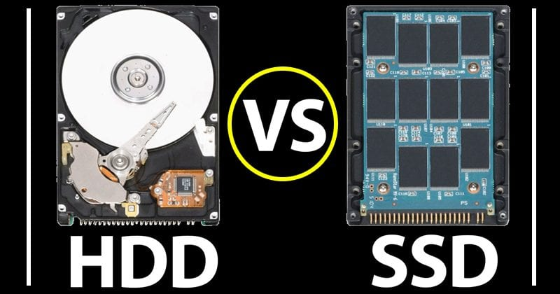 SSD vs. HDD: What's the Difference And How To Choose
