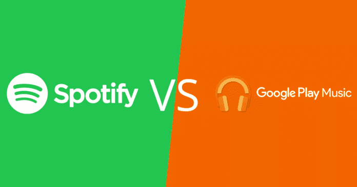 Spotify vs Google Play Music: Which Is Best?