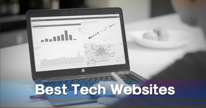 Best Tech Websites 2019