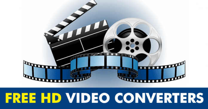 Best Free HD Video Converters for Windows 10 and MAC
