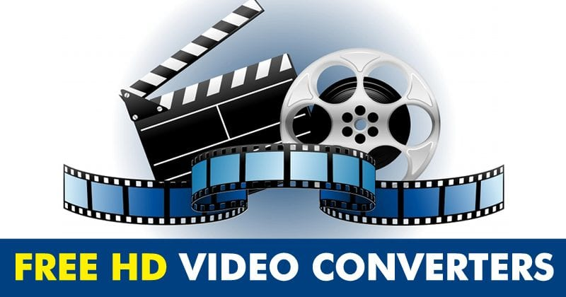 10 Best Free HD Video Converters for Windows 10 [2021 Edition]