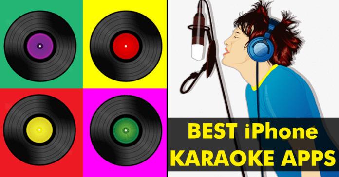 Best iPhone Karaoke Apps 2019