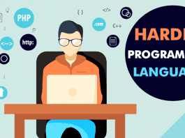 World's Hardest Programming Languages 2018