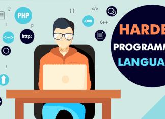 World's Hardest Programming Languages 2019