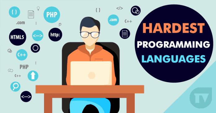 World's Hardest Programming Languages 2018