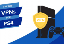 Best VPN For PS4 2019