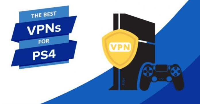Best VPN For PS4 2018
