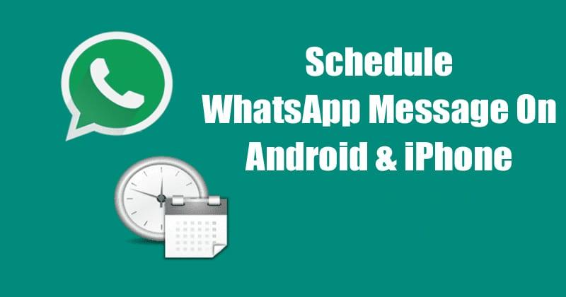 (100+) أفضل حيل WhatsApp و WhatsApp Hacks في 2020 1