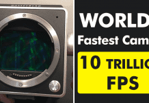 World's Fastest Camera Sees Light In Slow Motion (VIDEO)