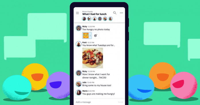 Yahoo Just Launched Its First Game-Changing Chat App