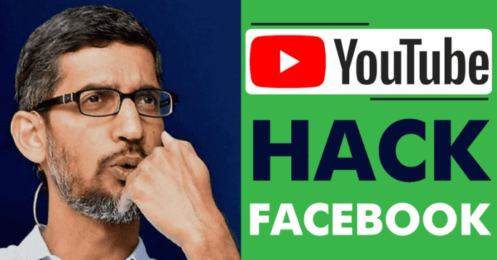 YouTube Hosting 'How To Hack Facebook' Videos
