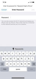 share wifi 139x300 - How to Share WiFi Password iPhone to Any iOS Device (iOS 12)