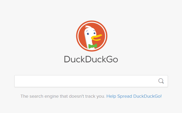 duckduckgo vs google 2019