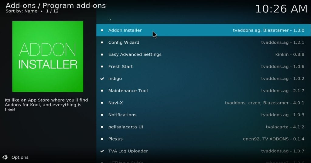 13 1024x537 - 15 Best Kodi Add-ons You Should Install In 2019