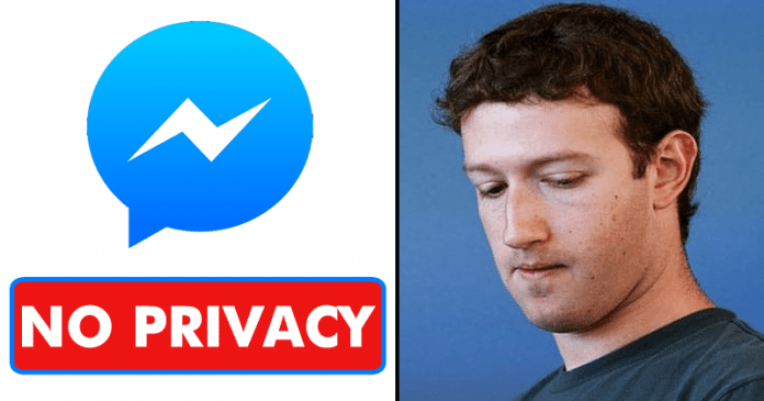 OMG! Your Private Facebook Messages Are Up For Sale