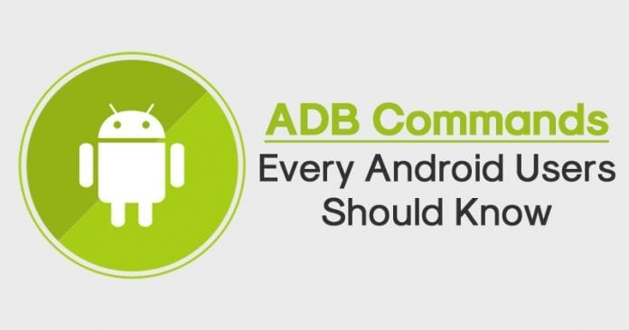 10 Best ADB Commands