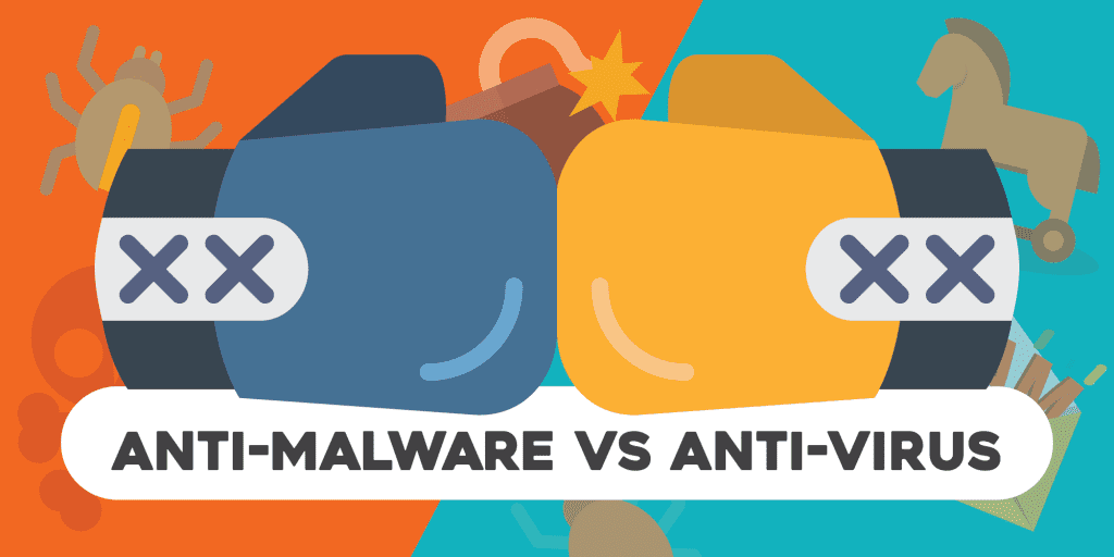 Antivirus or Antimalware 1024x512 - What Is The Difference Between Antivirus And Antimalware?