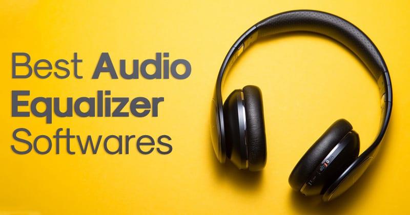 audio equalizer for windows 10