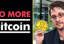 Edward Snowden: Bitcoin Won't LAST