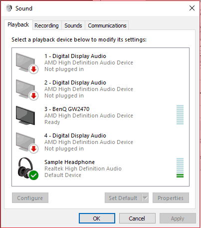 Audio booster for windows 10
