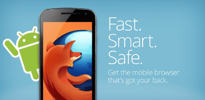 Using Firefox Browser