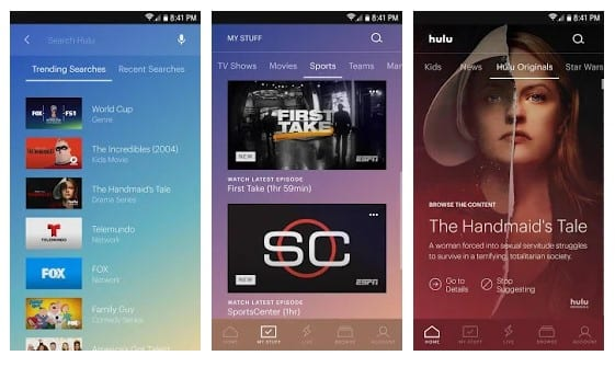 best free live tv app for android