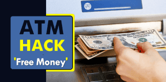Free Money: Hack ATMs In Less Than 15 Minutes