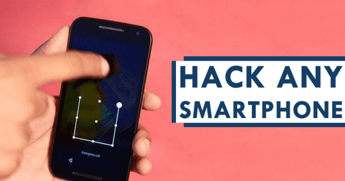 Hack Any Smartphone Without Any Coding