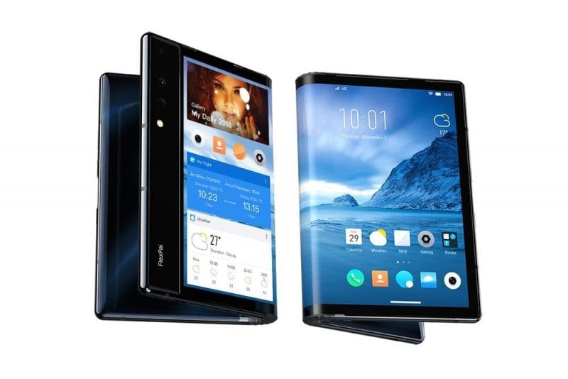 IMG 1 1 - Meet The World's First Foldable Smartphone
