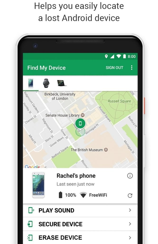 IMG 1 11 666x1024 - Find Your Lost Android Smartphone With This New Google App
