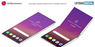 LG To Launch Its First Foldable Smartphone