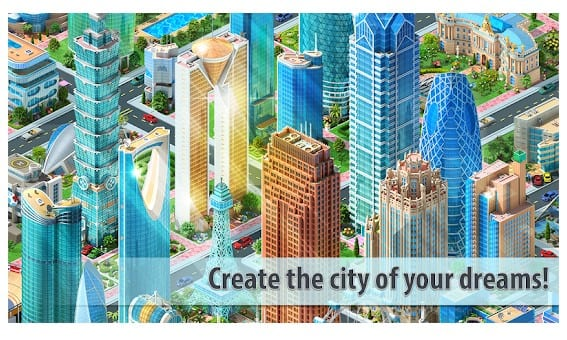 city building games android offline