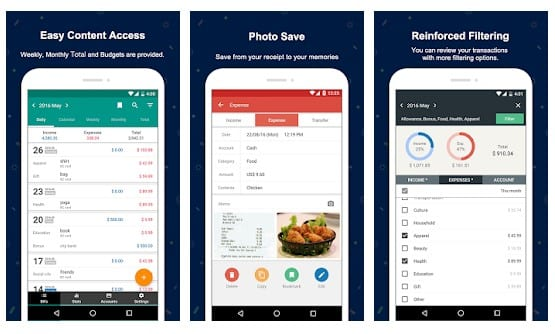 Money Manager Expense Budget - Top 10 Best Money Management Apps For Android (Latest)