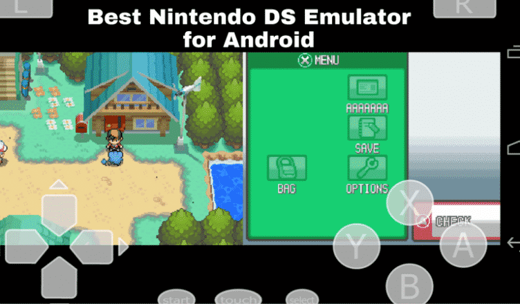 NDS Boy Emulator