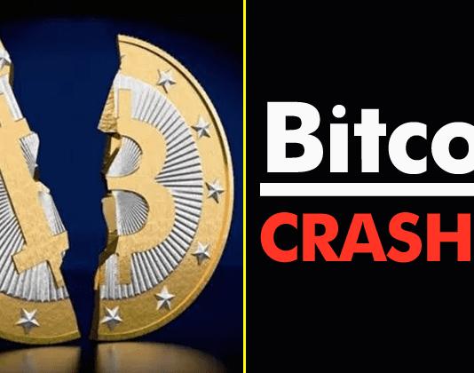 OMG! Bitcoin Crashed!