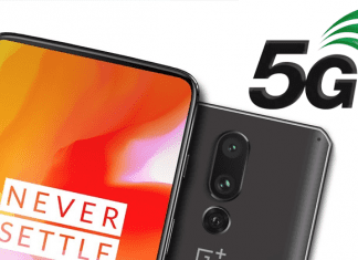 OnePlus To Launch Its First 5G Smartphone
