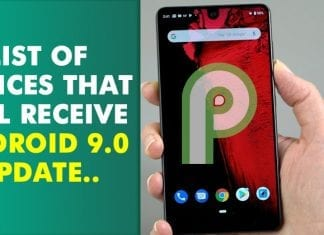 Android Pie Mobiles: List Of Devices That Will Receive Android 9.0 Update
