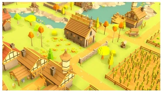 best village building games