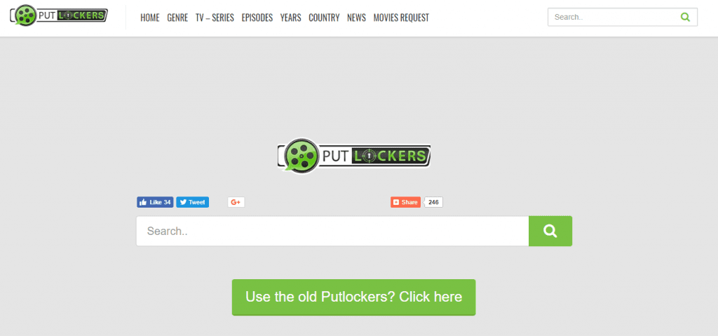 Putlocker 1024x479 - 15+ Best 123Movies Alternatives To Watch Movies For Free