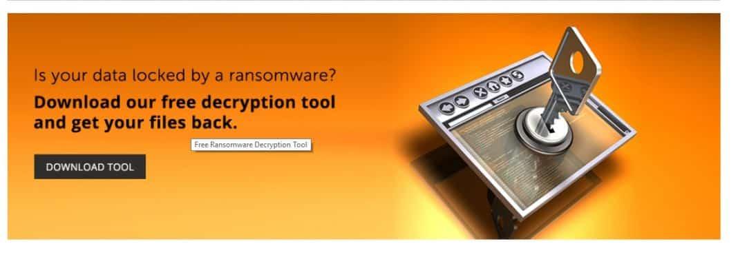 QuickHeal Decryption Tool