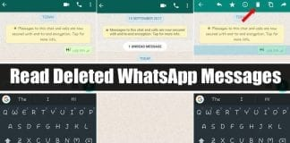 How To Read Deleted Messages On Whatsapp Messenger